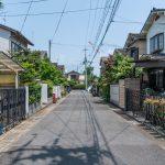 日本の町並み