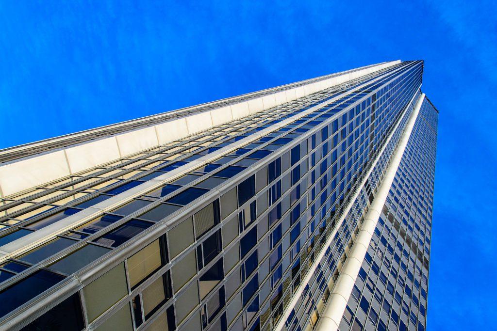 高層建築物